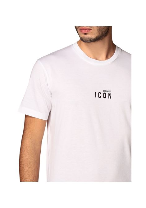 T-SHIRT ICON DSQUARED2 | 8 | S79GC0010100