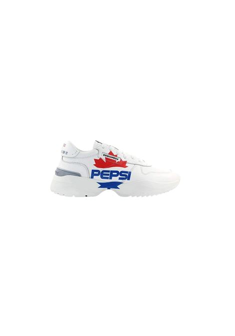 SNEAKERS DSQUARED2 PEPSI DSQUARED2 | 12 | SNM0093015028391062