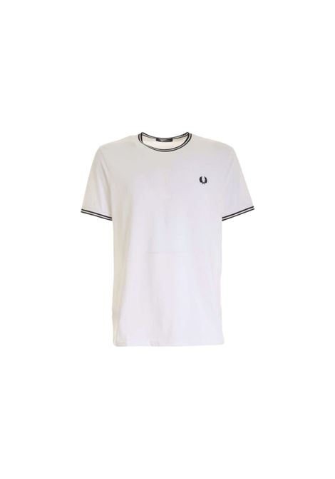 T-SHIRT GIROCOLLO FRED PERRY | 8 | M158833100