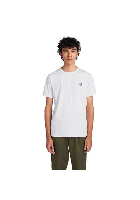 T-SHIRT RINGER FRED PERRY | 8 | M351933100