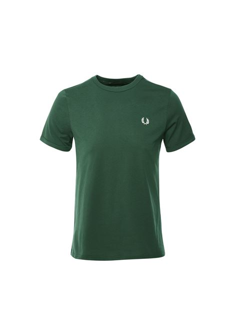 T-SHIRT GIROCOLLO FRED PERRY | 8 | M351933656