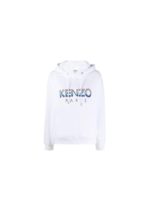 FELPA CON CAPPUCCIO Kenzo | -108764232 | FA52SW86696201