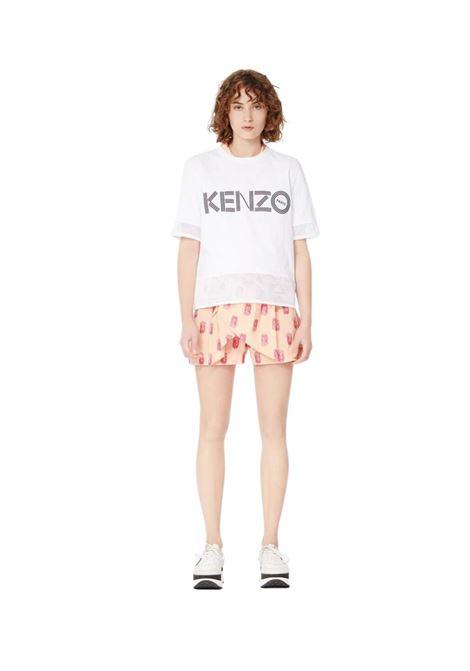 T-SHIRT CON LOGO Kenzo | 8 | FA52TS61798601
