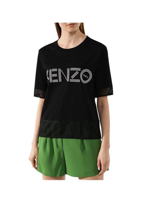 T-SHIRT CON STAMPA Kenzo | 8 | FA52TS61798699