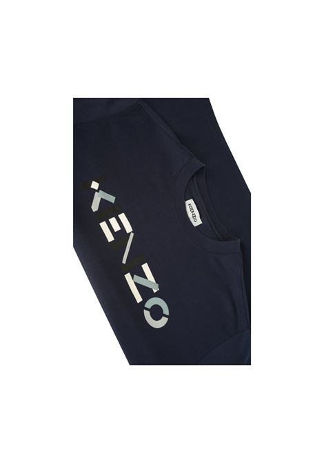 T-SHIRT CON STAMPA Kenzo | 8 | FA65TS0554SK76