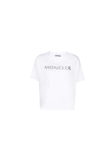 T-SHIRT CON STAMPA Moncler | 8 | 8C70410V8094001