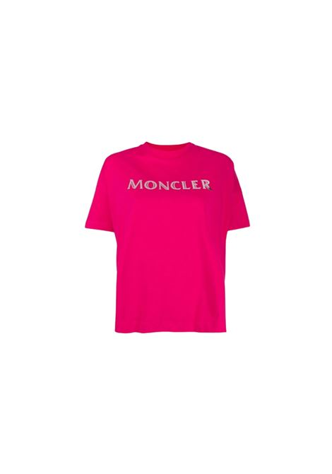 T-SHIRT CON STAMPA Moncler | 8 | 8C70410V8094560