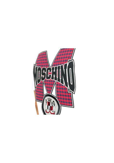 T-SHIRT CON APPLICAZIONE Moschino | 8 | A071070380001