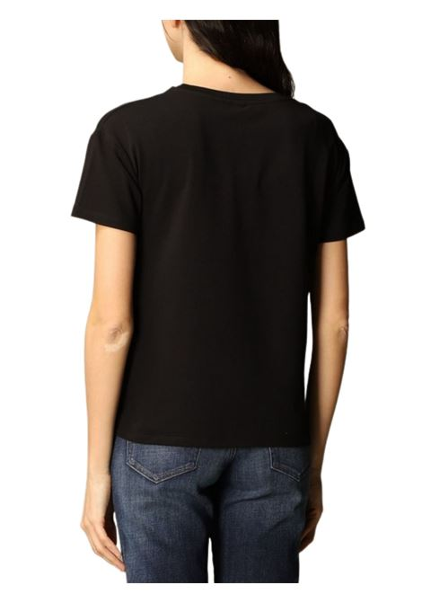 T-SHIRT CON STAMPA Moschino   8   A190621160555
