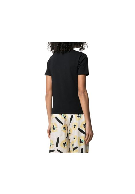 T-SHIRT CON STAMPA Moschino | 8 | A191021250555