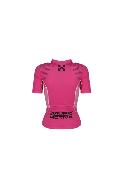 T-SHIRT ACTIVE CYCLING OFF WHITE   8   OWAA063R20D860892810