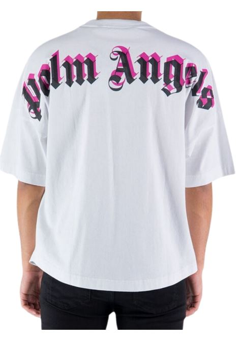 T-SHIRT CON STAMPA PALM ANGELS | 8 | PMAA002S21JER0040132