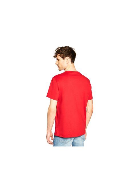 T-SHIRT BIG PONY CON STAMPA RALPH LAUREN | 8 | 710796092004