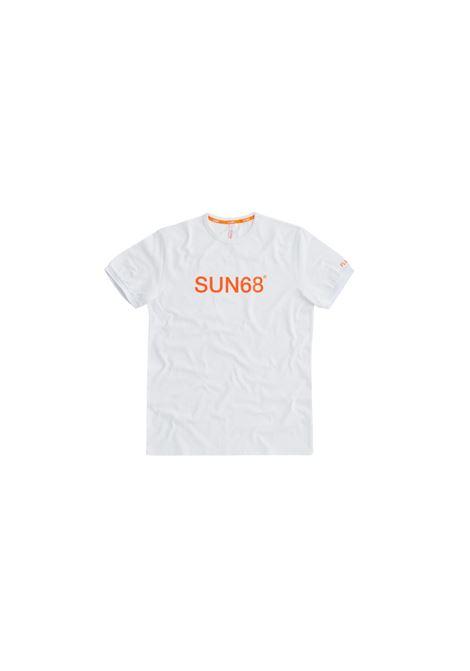T-SHIRT CON STAMPA SUN68 | 8 | T3110701
