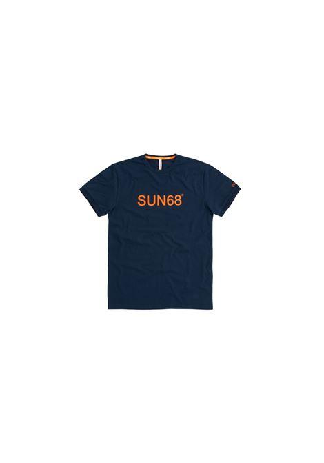T-SHIRT CON STAMPA SUN68 | 8 | T3110707