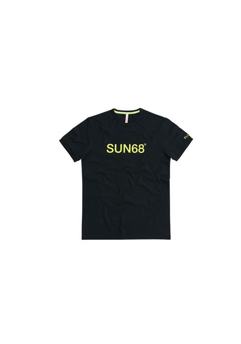 T-SHIRT CON STAMPA SUN68 | 8 | T3110711