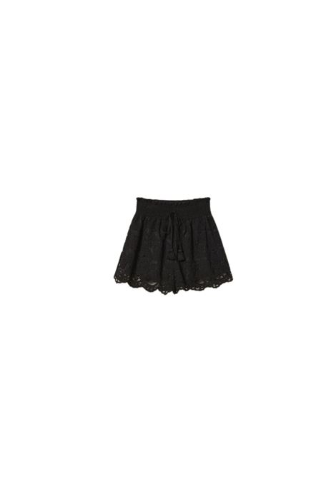 SHORTS IN PIZZO MACRAME TWIN-SET | 30 | 211LM2KPP00006