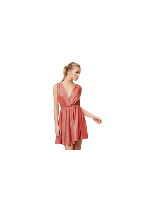 ABITO IN JERSEY LAME TWIN-SET | 11 | 211LM2VHH06026