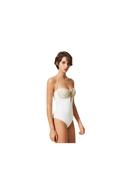 COSTUME INTERO CON PAILLETTES TWIN-SET | 85 | 211LMM80000018