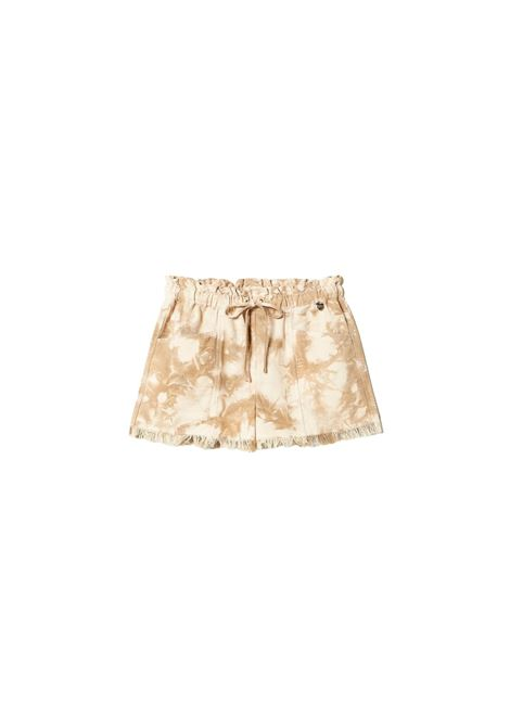 SHORTS CON RICAMO TWIN-SET | 30 | 211TT254306111