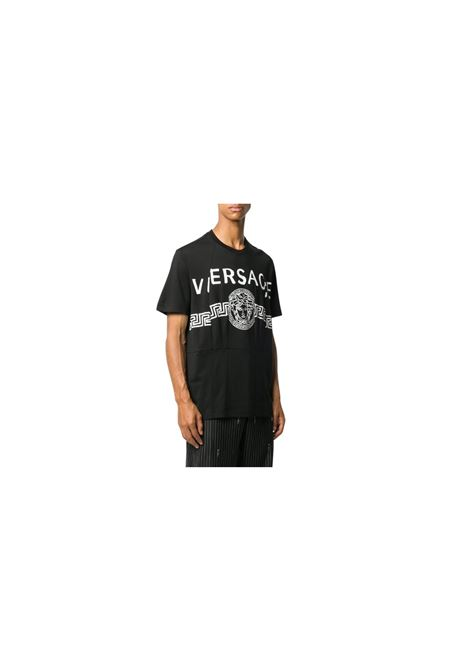 T-SHIRT CON STAMPA Versace | 8 | A86893A228806A1008