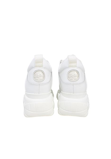 WHITE  COW LEATHER BUFFALO LONDON | Sneakers | BFLW