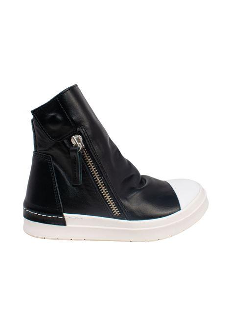SNEAKERS NERO IN PELLE CINZIA ARAIA | Sneakers | 103S2SK1