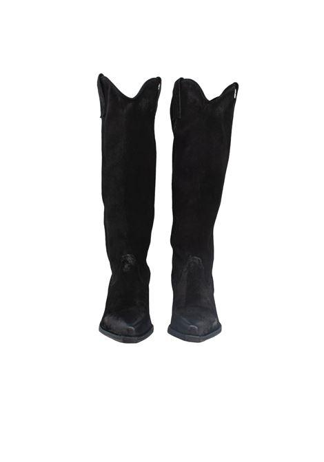 CROST BLACK METISSE | Stivali | DX21300