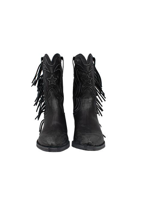 FRANG BLACK METISSE | Stivali | ZX24300