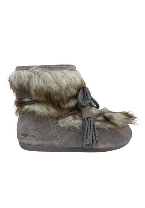 SIDE LOW BRINATO GREY MOON BOOT | Boots | 243008002