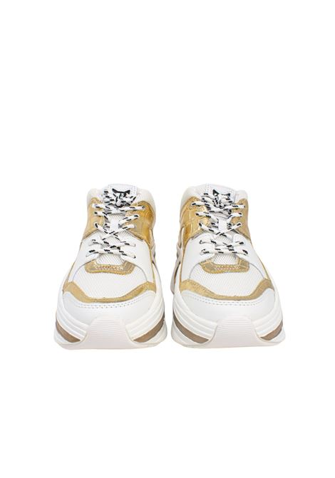 TRACK GOLD CROCO NAKED WOLFE | Sneakers | NWTGC