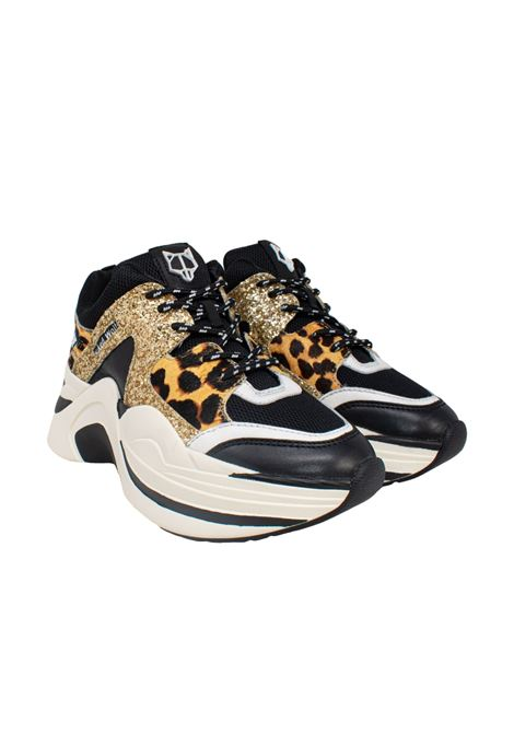 TRACK GOLD GLITTER NAKED WOLFE | Sneakers | NWTGG