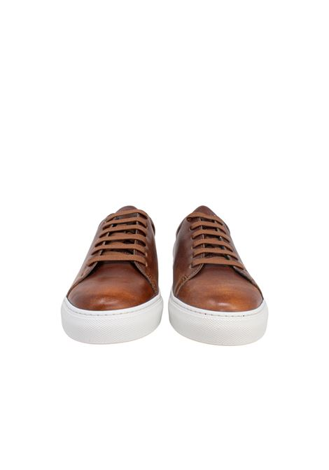 EDITION 3 LOW LEATHER COGNAC NATIONAL STANDARD | Sneakers | M0320F031