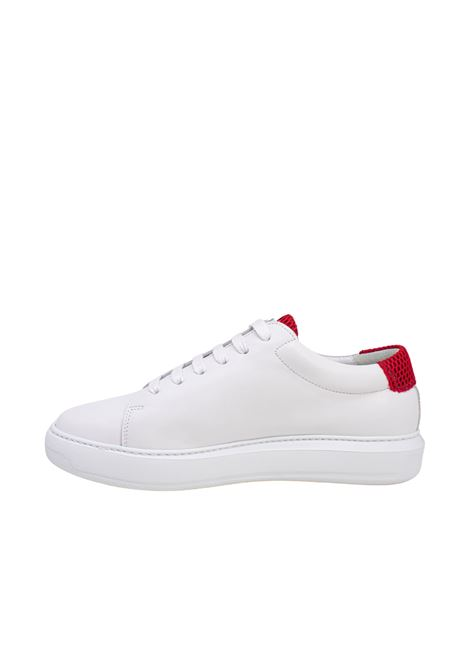 EDITION 3 LOW LEATHER WHITE RED NATIONAL STANDARD | Sneakers | M0320FL04