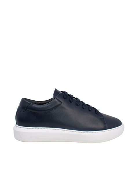 EDITION 3 LOW LEATHER NAVY NATIONAL STANDARD | Sneakers | M0320FL50