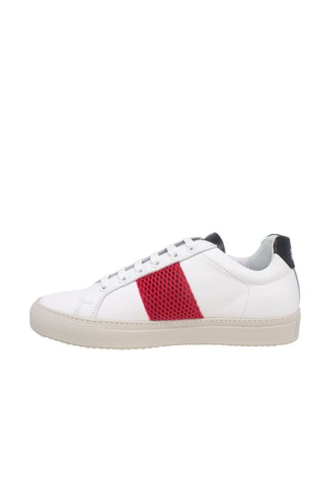 EDITION 04 LEATHER RED MESH NATIONAL STANDARD | Sneakers | M0420F014