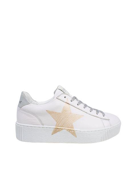 COSMOPOLITAN LUXURY SILVER NIRA RUBENS | Sneakers | COST116