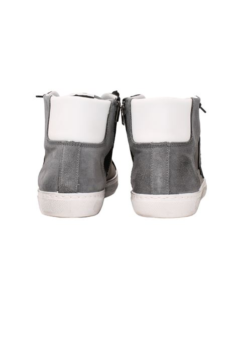 SNEAKERS HIGH BLACK 2STAR | Sneakers | 2SU3314107