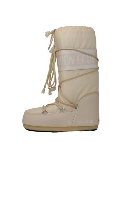 ICON CREMA NYLON MOON BOOT | Boots | 14004400082