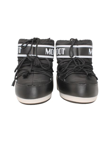 ICON LOW NYLON MOON BOOT | Boots | 14093400001