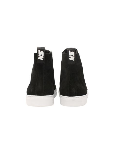 EDITIONS 2 VELOURS BLACK NATIONAL STANDARD | Sneakers | M0220F090