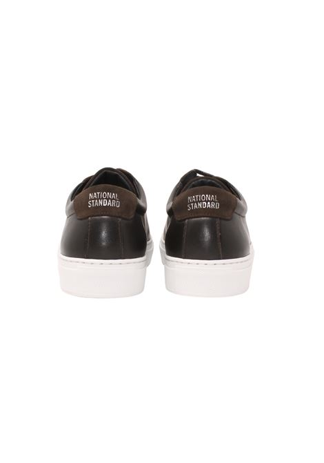 EDITION 3 CUIR VELOURS BROWN NATIONAL STANDARD | Sneakers | M0321F018