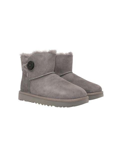 MINI BAILEY BUTTON UGG | Boots | MINI BAILEY BUTTONGREY