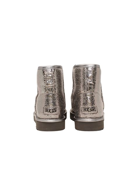 MINI CLASSIC METALLIC SPARKLE GUNMETAL UGG | Boots | UGSCLMMSGUNM1125234W