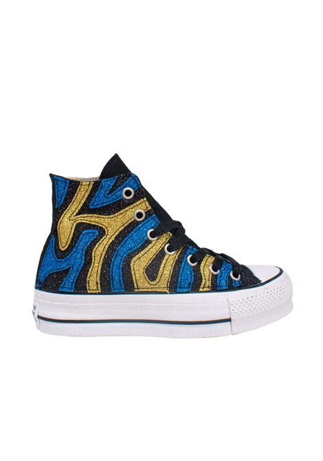 CHUCK TAYLOR GLITTER PLATFORM CONVERSE | Sneakers | 569131C