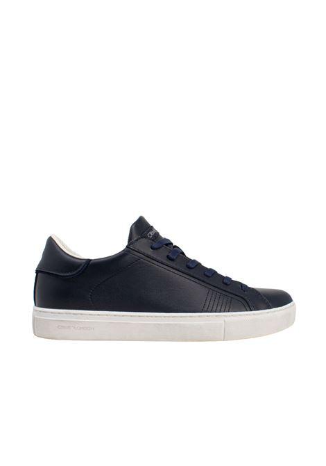 LOW TOP ESSENTIAL BLU CRIME LONDON | Sneakers | 11522PP3ESSENTIAL