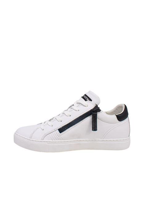 LOW TOP DOUBLE ZIP CRIME LONDON | Sneakers | 1158510