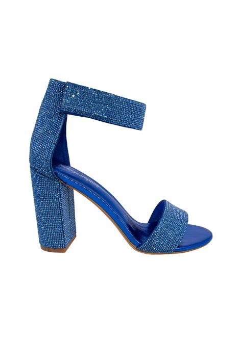 LINDSAY-JS BLUE COMBO JEFFREY CAMPBELL | Sandali | 33190510BLUE