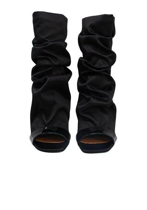 STIVALE IN RASO CON TACCO MARC ELLIS | Stivali | 16100
