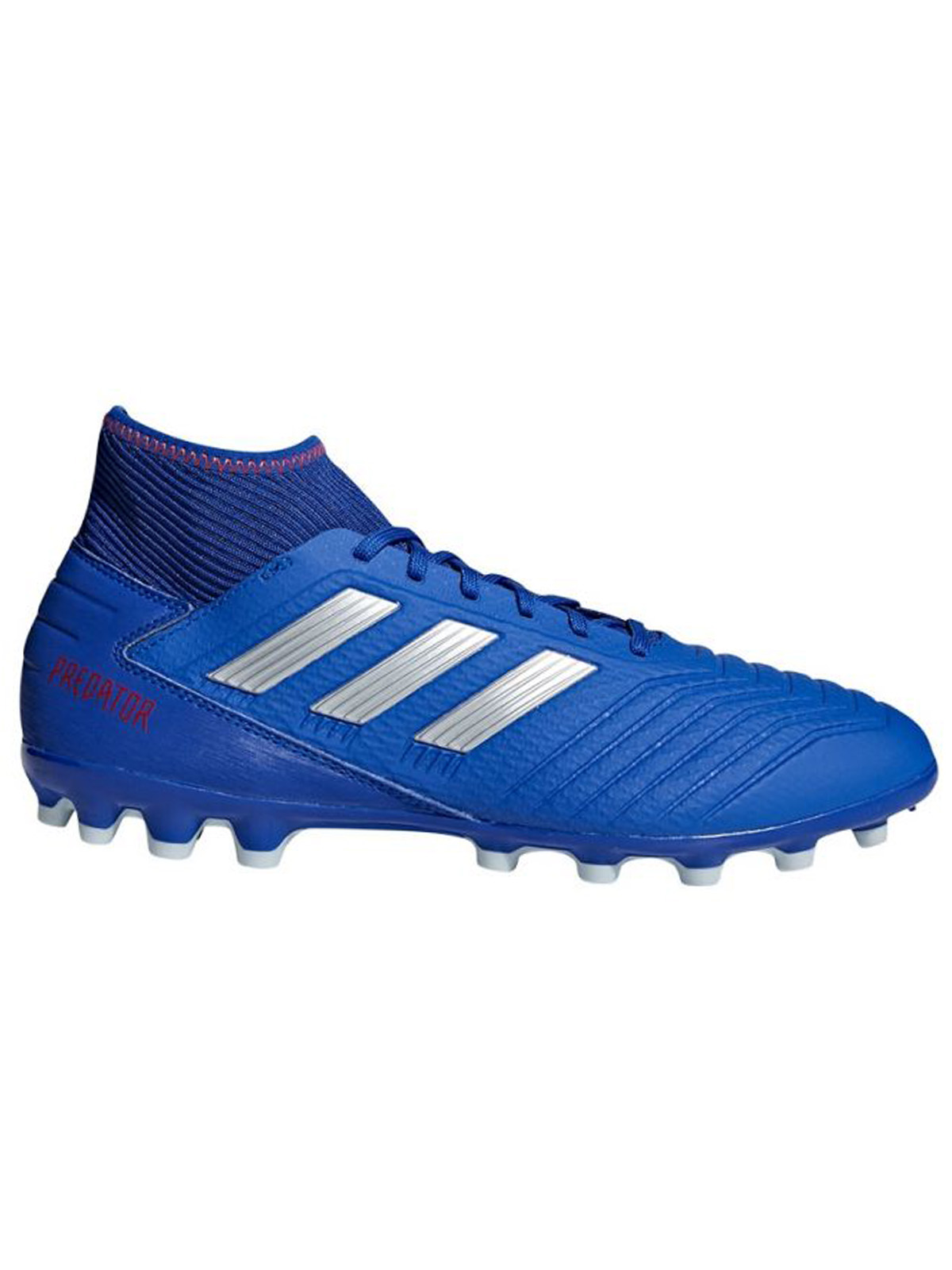 Adidas Predator Football Soccer Shoes Blue 19.3 Without Laces Turf Soccer Turf | eBay